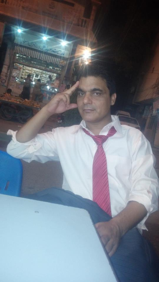 Male Divorced Rishta from Karachi